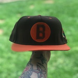 Other - Baltimore Black Sox fitted hat.